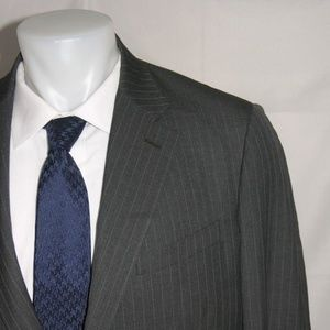 Brooks Brothers Golden Fleece Two Button Suit 44L